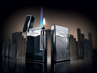 S.T. Dupont|世界初の炎変換可能なラグジュアリーライター「ル・グラン」