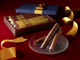 「シガール」をチョコレートで贅沢に包み込んだ「ショコラ シガール」登場