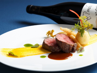 渋谷エクセルホテル東急|春メニューとワインのセットディナープラン「ラ・プランタニエール」