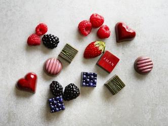 アマン東京|母の日のギフト、「オリジナル チョコレート」を限定販売