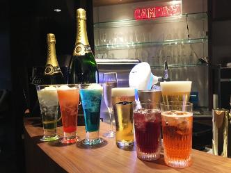 リーガロイヤルホテル京都|ディナービュッフェ プラス サマーフリーフロー『LOVE CHAMPAGNE&BEER!!2018』