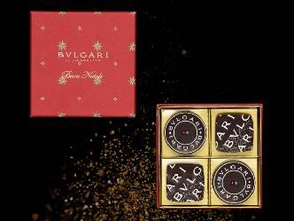 ブルガリ|ブルガリ イル・チョコラートからクリスマス限定「ナターレ・ボックス 2018」と「パネットーネ」が登場