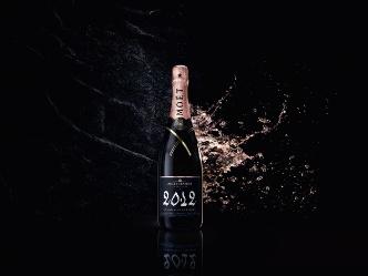 モエ・エ・シャンドン ヴィンテージ ロゼ「グラン ヴィンテージ ロゼ 2012」