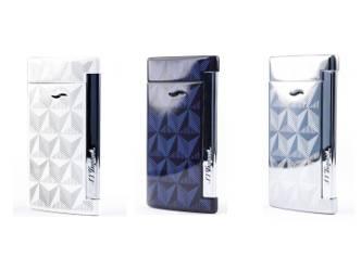 エス・テー・デュポン|「スリム 7」に グラフィックアートのような新デザイン