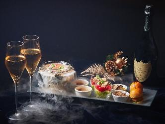 モエ・エ・シャンドン|ホリデーシーズンのシャンパーニュフェア