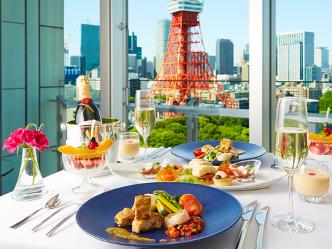 ザ・プリンス パークタワー東京|プライベートな朝のひとときを楽しむシャンパンブランチ