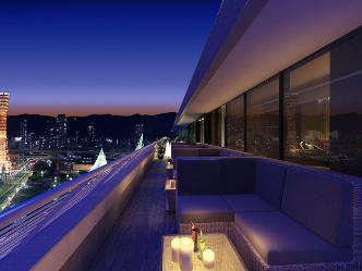 神戸メリケンパークオリエンタルホテル|生まれ変わるVIEW BAR