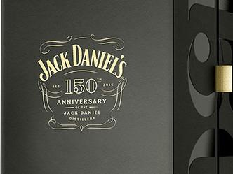 ジャック ダニエル 蒸溜所創業150周年アニバーサリーが新発売