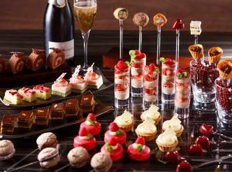 ストリングスホテル東京インターコンチネンタル「バブルズバー®」 バレンタインイベント『バブルズナイト』開催