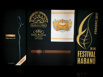 XIX Habanos Festival - H.Upmann Sir Winston Gran Reserva