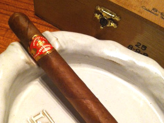 Partagas 8-9-8 Cabinbet Seleccion Unvarnished '02